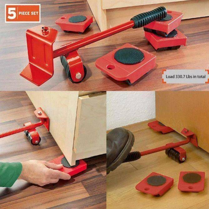 Buy Furniture Online Free Shipping: Easy FurnitureLifter Mover ToolSet